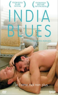 India Blues - Poster / Capa / Cartaz - Oficial 1