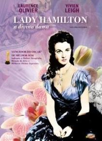 Lady Hamilton, A Divina Dama - Poster / Capa / Cartaz - Oficial 3