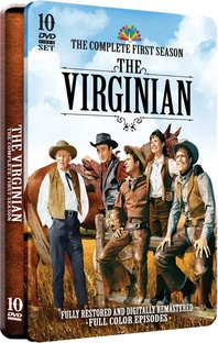 O Homem de Virgínia - Poster / Capa / Cartaz - Oficial 2