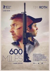 600 Milhas - Poster / Capa / Cartaz - Oficial 1