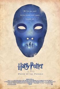 Harry Potter e a Ordem da Fênix - Poster / Capa / Cartaz - Oficial 5