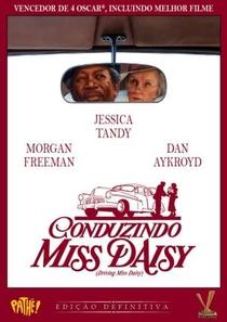 Conduzindo Miss Daisy - Poster / Capa / Cartaz - Oficial 6