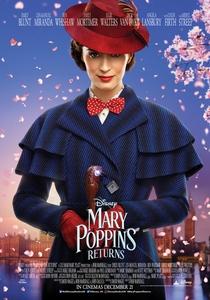 O Retorno de Mary Poppins - Poster / Capa / Cartaz - Oficial 1