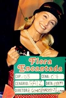 Flora Encantada - Poster / Capa / Cartaz - Oficial 1