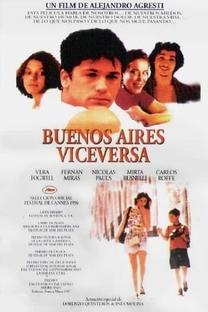 Buenos Aires Vice Versa - Poster / Capa / Cartaz - Oficial 2
