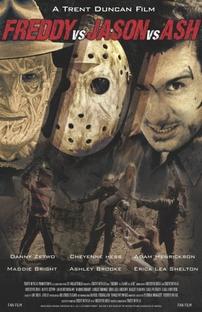 Freddy vs Jason vs Ash - Poster / Capa / Cartaz - Oficial 1