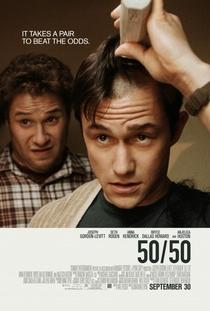 50% - Poster / Capa / Cartaz - Oficial 1