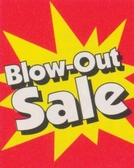 Blow Out Sale (Blow Out Sale)