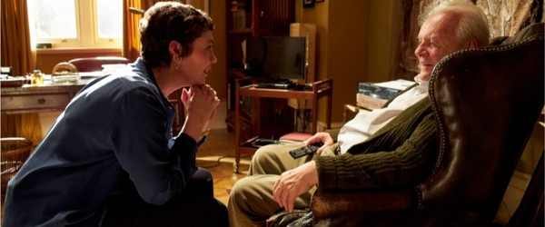 Indicado a 6 Oscars: MEU PAI com Anthony Hopkins estreia no A LA CARTE