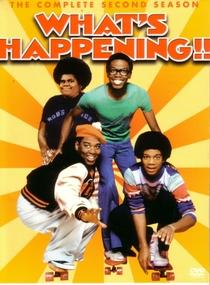 What's Happening!! (2ª Temporada) - Poster / Capa / Cartaz - Oficial 1