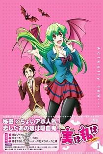 Jitsu wa Watashi wa - Poster / Capa / Cartaz - Oficial 3
