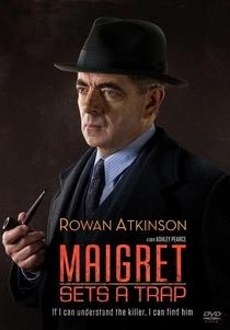 Maigret Sets a Trap - Poster / Capa / Cartaz - Oficial 1