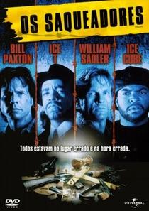 Os Saqueadores - Poster / Capa / Cartaz - Oficial 3