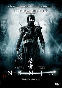 Ninja - Poster / Capa / Cartaz - Oficial 2
