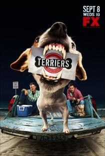 Terriers  (1ª Temporada) - Poster / Capa / Cartaz - Oficial 1