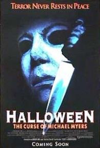 Halloween 6: A Última Vingança - Poster / Capa / Cartaz - Oficial 2
