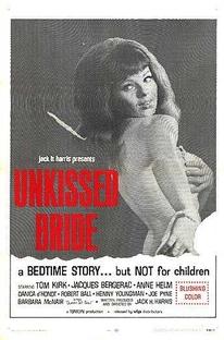 Unkissed Bride - Poster / Capa / Cartaz - Oficial 2