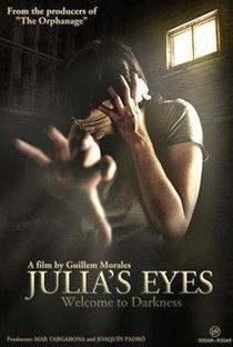 Os Olhos de Júlia - Poster / Capa / Cartaz - Oficial 4