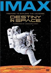 Imax - Destino no Espaço - Poster / Capa / Cartaz - Oficial 2