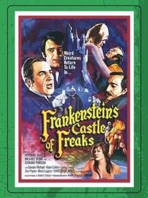 Frankenstein's Castle of Freaks  - Poster / Capa / Cartaz - Oficial 1