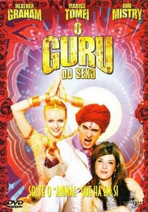 O Guru do Sexo - Poster / Capa / Cartaz - Oficial 2