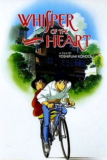 Sussurros do Coração - Poster / Capa / Cartaz - Oficial 18