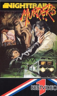 Night Train Murders - Poster / Capa / Cartaz - Oficial 2