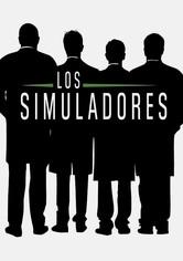 Os Simuladores 1ª Temporada - Poster / Capa / Cartaz - Oficial 1