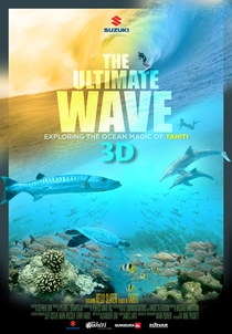 The Ultimate Wave Tahiti - Surfando em Ondas Gigantes - Poster / Capa / Cartaz - Oficial 2