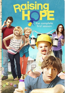Raising Hope (1ª Temporada) - Poster / Capa / Cartaz - Oficial 2