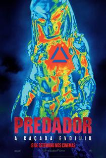 O Predador - Poster / Capa / Cartaz - Oficial 2