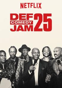 Def Comedy Jam 25 - Poster / Capa / Cartaz - Oficial 1