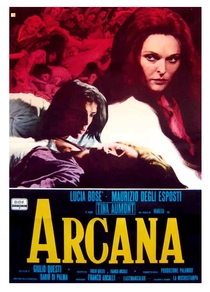 Arcana - Poster / Capa / Cartaz - Oficial 1