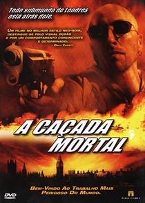 A Caçada Mortal - Poster / Capa / Cartaz - Oficial 1