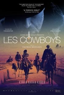 Os Cowboys - Poster / Capa / Cartaz - Oficial 1