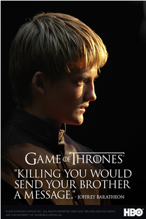 Game of Thrones (2ª Temporada) - Poster / Capa / Cartaz - Oficial 16