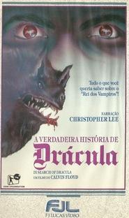 A Verdadeira História de Drácula - Poster / Capa / Cartaz - Oficial 2