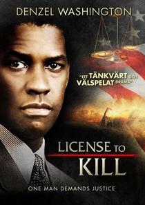 Licença para Matar - Poster / Capa / Cartaz - Oficial 2