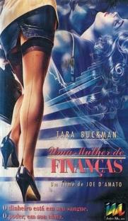 Uma Mulher de Finanças - Poster / Capa / Cartaz - Oficial 1