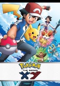 Pokémon (17ª Temporada) - Poster / Capa / Cartaz - Oficial 2