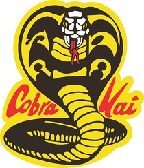 Cobra Kai (1ª Temporada) - Poster / Capa / Cartaz - Oficial 2