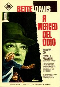 Nas Garras do Ódio - Poster / Capa / Cartaz - Oficial 7