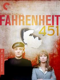 Fahrenheit 451 - Poster / Capa / Cartaz - Oficial 2