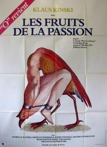 Os Frutos da Paixão - Poster / Capa / Cartaz - Oficial 4