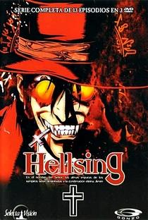 Hellsing - Poster / Capa / Cartaz - Oficial 7