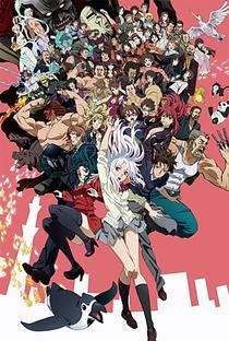 Tokyo ESP - Poster / Capa / Cartaz - Oficial 2