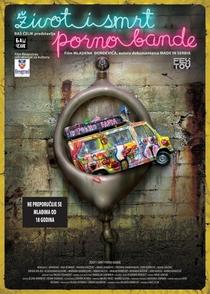 Vida e Morte de uma Gangue Pornô - Poster / Capa / Cartaz - Oficial 1
