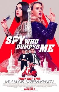 Meu Ex é um Espião - Poster / Capa / Cartaz - Oficial 1