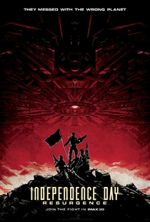 Independence Day‬: O Ressurgimento - Poster / Capa / Cartaz - Oficial 2