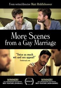 Mais Cenas de um Casamento Gay - Poster / Capa / Cartaz - Oficial 1